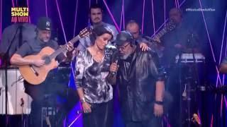 Jorge Aragão e Zélia Duncan - Enredo do Meu Samba (Música Boa Ao Vivo)