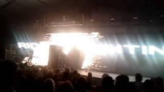 Richie Hawtin Cancelled Plastikman show make-up