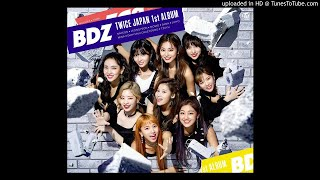 TWICE「BDZ」Instrumental