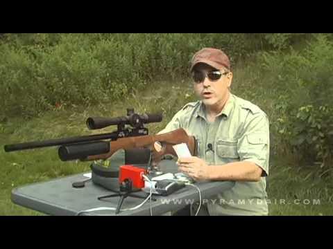 Video: Evanix Windy City PCP air rifle - AGR Episode #49  | Pyramyd Air