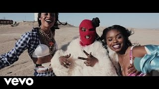AlunaGeorge - Mean What I Mean (Behind the Scenes) ft. Leikeli47, Dreezy