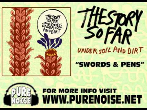 the-story-so-far-swords-and-pens-pure-noise-records