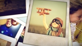 After Effects Photo Slideshow - Our Beautiful Memories 2 - After Effects Photo Template