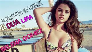 Martin Garrix & Dua Lipa Feat.Selena Gomez - Scared To Be Lonely | Version 2 | (Official Video) HD