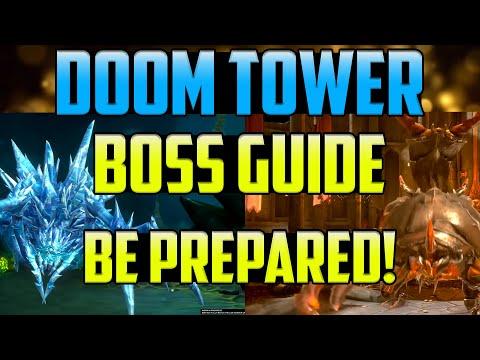 Doom Tower Boss Guide, Counters, Theorycraft I Raid Shadow Legends