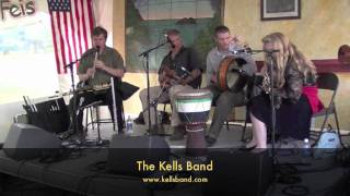 Irish Music - The Kells Band Live #9 - Jig, Reel, Song