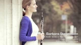 A. Vivaldi / N. Chedeville - Sonata no.6 op.13 RV58 - Il pastor fido - Barbara Stegemann - Oboe