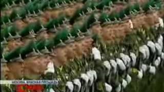 Russian Anthem, Гимн России, Military Parade 2007