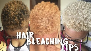 Root Touch-Up + What I Learned From Bleaching At Home