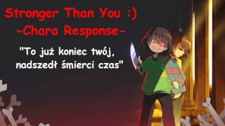 Stronger Than You -Chara Response-【PL COVER】