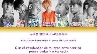 iKON 아이콘   BLING BLING 블링블링   Sub español + Roma + Han + Lyrics