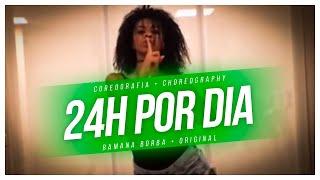 Ludmilla - 24 horas por dia  (Coreografia do Clipe Oficial)