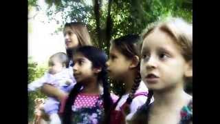 Estou seguindo a JESUS CRISTO  - Crianças Inhumas