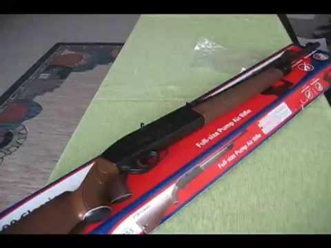 Vzduchovka Crosman 2100B cal.4,5mm
