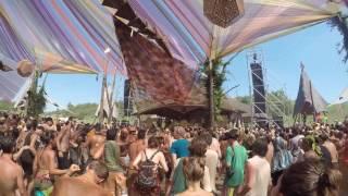 Ozora 2016 - Astrix @ Main stage