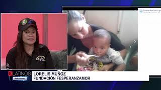 Ayude a niños en Venezuela