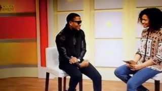"Parte 3 entrevista Jay Oliver na RTP África  ""Bem-vindos ""por Layjan Angola"