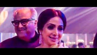BONEY KAPOOR's Emotional Message & VIDEO on Sridevi
