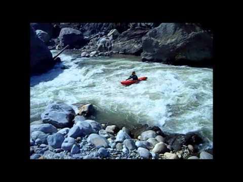 Sun Kosi Whitewater Rafting, Nepal
