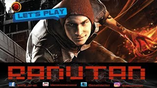 Infamous: Second Son   Let's Play   Twitch   Free on PSN!