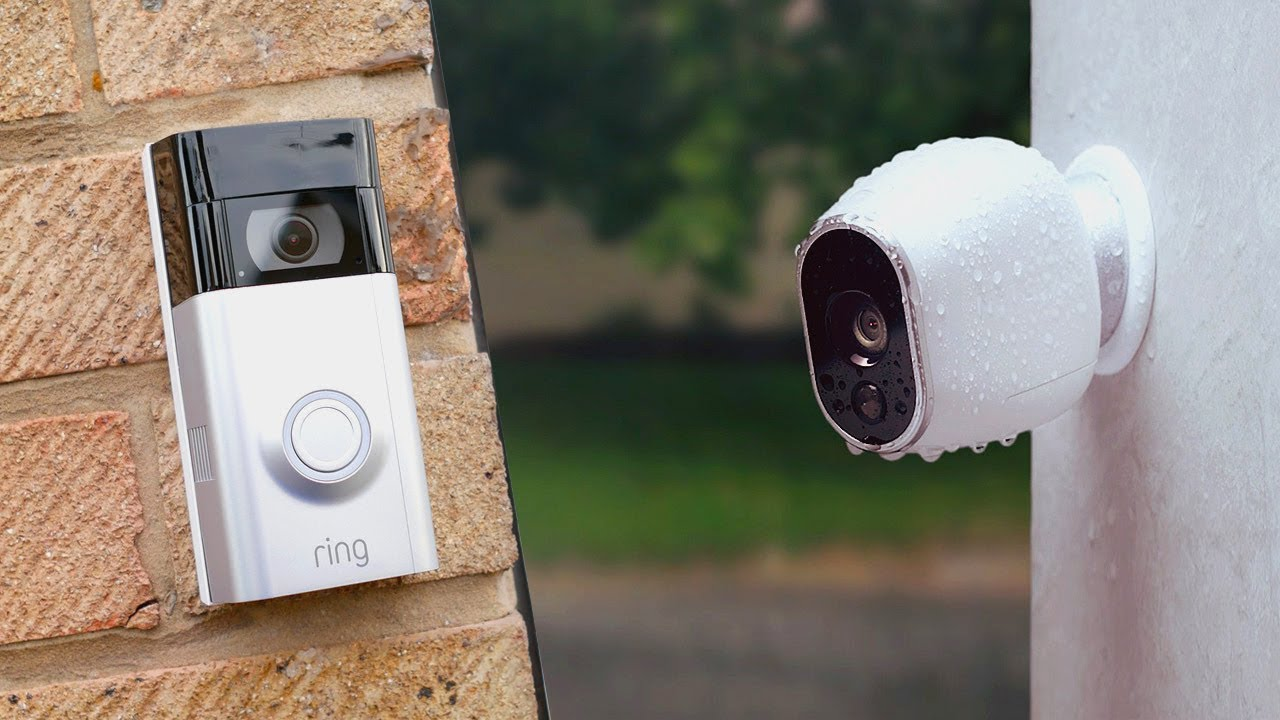 Smart Home Security System San Elizario TX