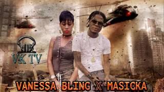 Vanessa Bling Ft Masicka - DON [OFFICIAL AUDIO] - January 2017