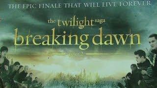 'Twilight' stars premiere last movie