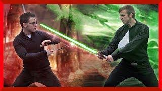 Luke Skywalker Vs Harry Potter | Live Action Battle