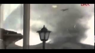 İstanbul Kasımpaşa'da Şiddetli Hortum Kameralarda (02.08.2014)