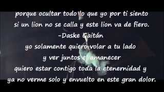 Daske Gaitán ft Sloowtrack - Ay Mujer LETRA