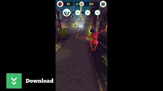 Miraculous Ladybug and Cat Noir - A challenging and fun runner