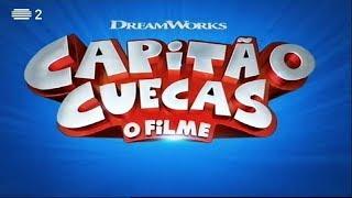 Capitão Cuecas, o filme - trailer