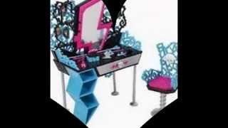 Lit & vaniti Monster High