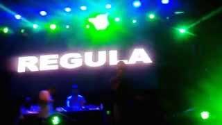 Regula - WOMB ( Ao vivo - Sunset - Nazaré - 2015 )