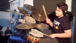TheFatRAt - Windfall (Drum Cover by Mihnea)