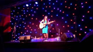 Amiria Grenell - Honey // live @ Erupt Festival, Taupo 2014