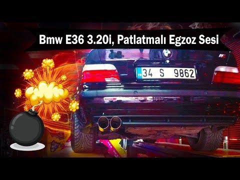 Bmw 3.20 E36 Özel Performans Egzoz Sistemi -  34 S 9862