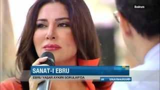 Ebru Yaşar Nazende Sevgilim Aykırı Sorular 08.08.2013