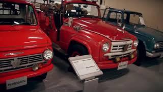 Nissan tem acervo de carros antigos em galpão no Japão