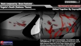 (Unreleased) Vegeta's Death (Sadness Theme)