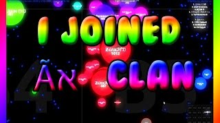 """I Joined"" Agar.io Edit"