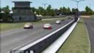 Racing Team Polska V8 RACE demise vs 110% players AI :-)