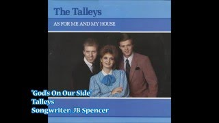 """""""God's On Our Side"""" - Talleys (1983)"""