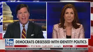 Bernie Sanders Uses Identity Politics to Sway the Democratic Party • Tucker Carlson Tonight