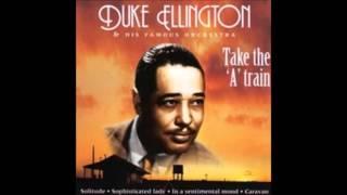 """born April 29, 1899 - Duke Ellington """"Take the A Train"""""""