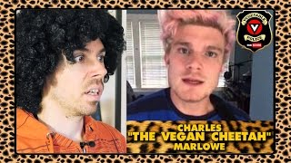 The Vegan Cheetah WORST vegan channel? Vegan TMZ DRAMA Gossip MADNESS!