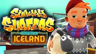Subway Surfers World Tour 2018 - Iceland - Official Trailer