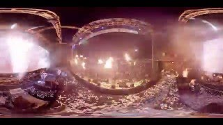 Hardwell in 360 degree - India's 1st VR after-film | Meraki Studio