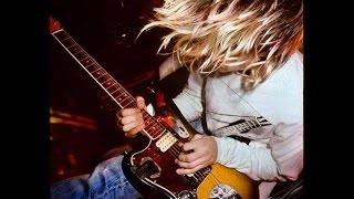 And I Love Her - Kurt Cobain (with rare pics and vids)
