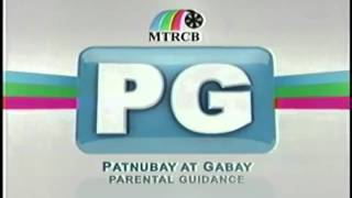 MTRCB Rated PG & The Looney Tunes Show Episode Intro V2